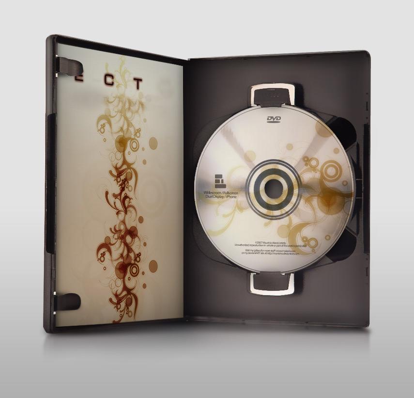 confezione DVD